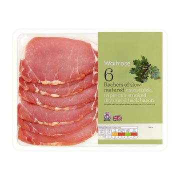 Picture of Waitrose Bacon