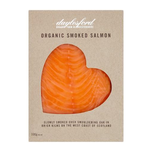 Picture of Organic Smoked Salmon