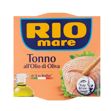 Picture of Natural Canned Tuna