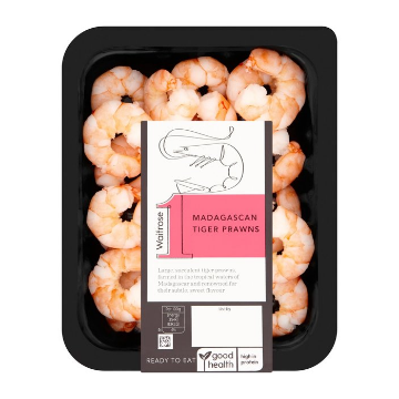 Picture of Tiger Prawns