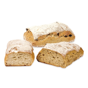 Picture of Wholemeal Ciabatta