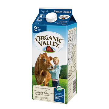 Picture of Organic Half Galon Milk