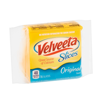Picture of Velveeta Cheese Slices