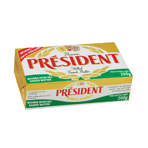Picture of President Butter