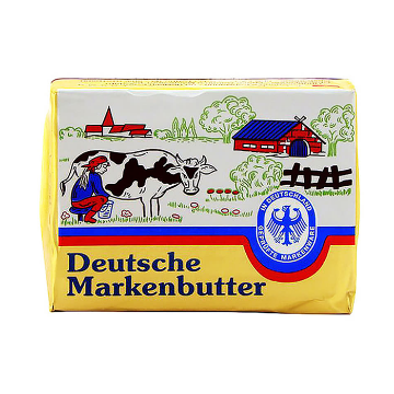 Picture of Deutsche Markenbutter