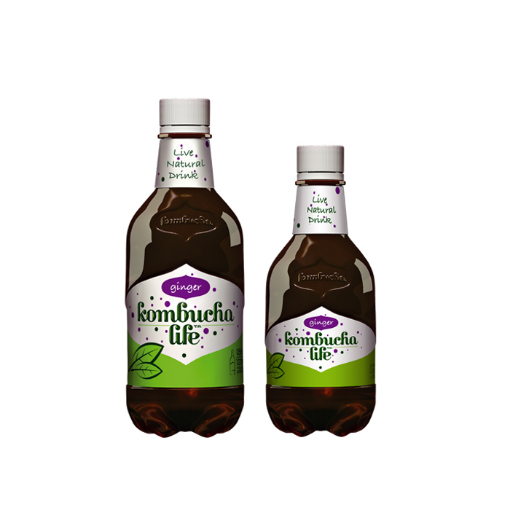 Picture of Konbucha Life Carbonated