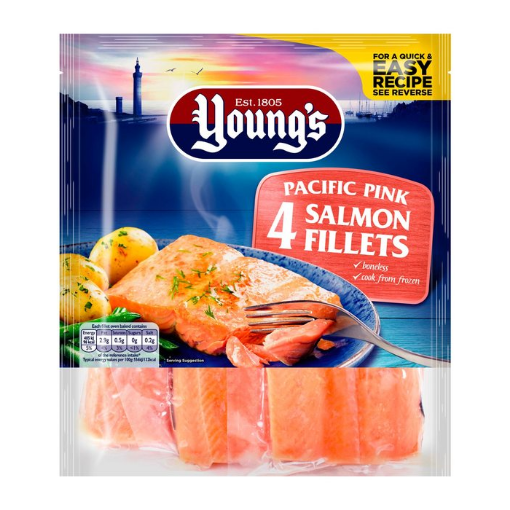 Picture of Frozen Fish Pack