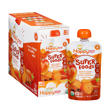 Picture of Baby Super Foods