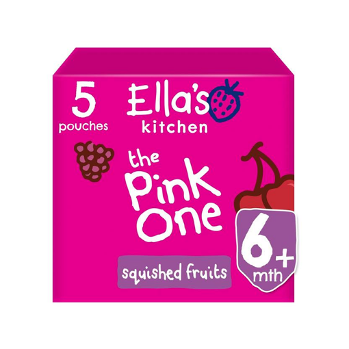 Picture of Ella's Kitchen Squished Fruits
