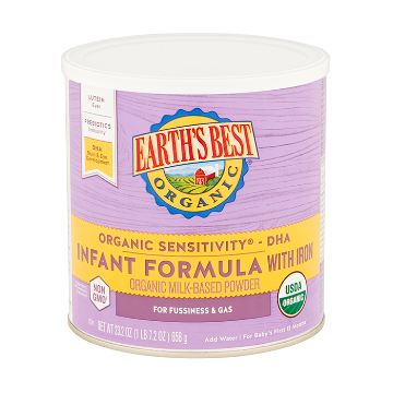 Picture of Earth's Best Infant Formula