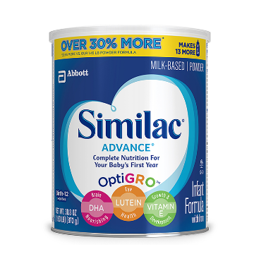Picture of Similac Advance Milk