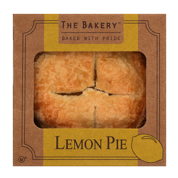 Picture of Fruit Pies - Lemon