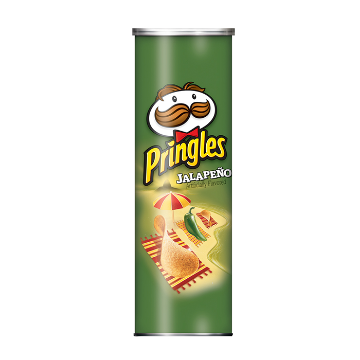 Picture of Pringles - Jalapeno
